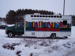 ALS Bookmobile