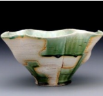 Bowl by Potter Sean Scott