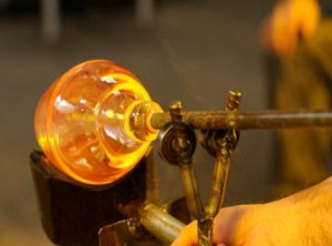ECRL glassblowing 2014