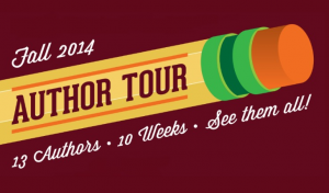 SELCO MNBA Fall 2014 Author Tour graphic