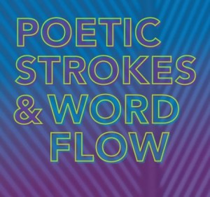 SELCO 2015 Poetic Strokes & Word Flow Banner
