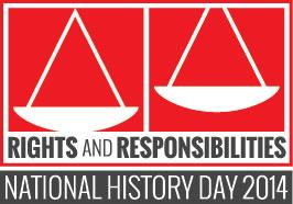 MHS History Day 2014 logo