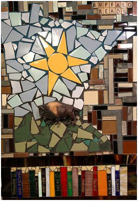 GRRL Buffalo mosaic 2014
