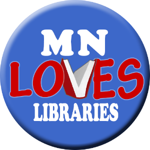 SELCO MN Loves Libraries logo 2015