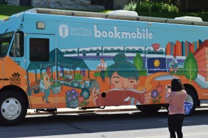 MELSA SPPL bookmobile 2015