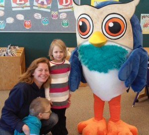 Booker Visits the Crookston Public Library