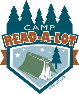 Camp Read-A-Lot Logo COLOR